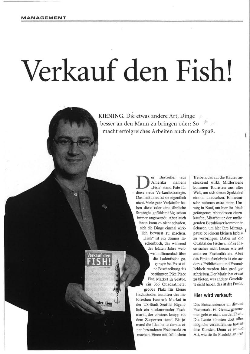 Verkauf den FISHa